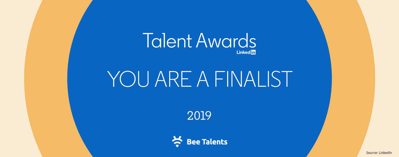 LinkedIn Talent Awards 2019
