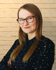Anna Ziółkowska | Junior Tech Recruiter