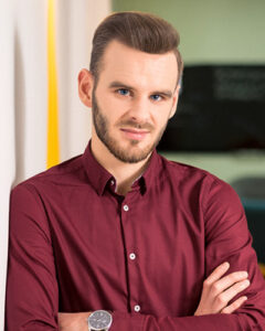 Bartek Musioł | Marketing Specialist